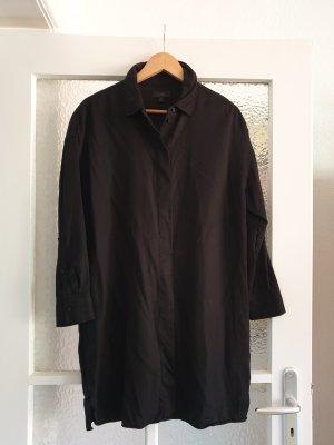 COS Shirtwaist dress black