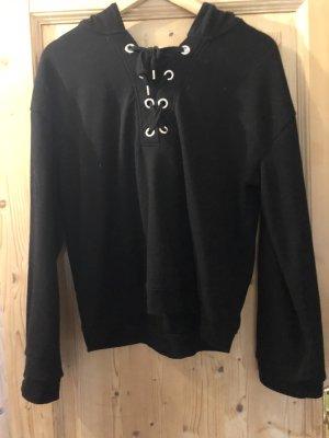 H&M Oversized trui zwart