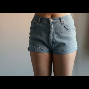 Oversize Hotpants/Shorts