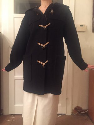 Oversize Jacke im Dufflecoat Stil