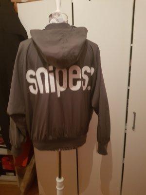 Oversize Jacke Snipes Trainingsjacke Sport Jacke