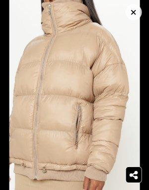 Oversized Jacket beige