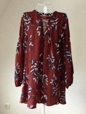 Oversize Kleid Tunika Kleid