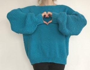 Oversize Knit Sweater von Barre Noire