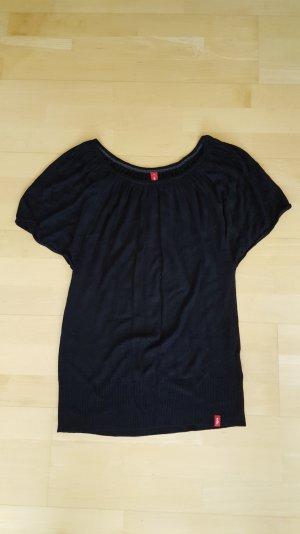 Oversize Kurzarm-Pullover von edc by Esprit Gr. S