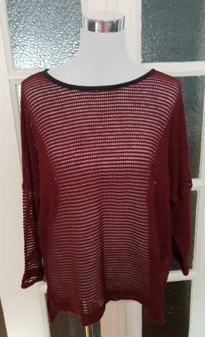Oversize Langarm Shirt