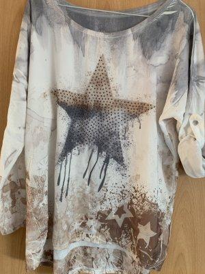 Oversize Langarmshirt