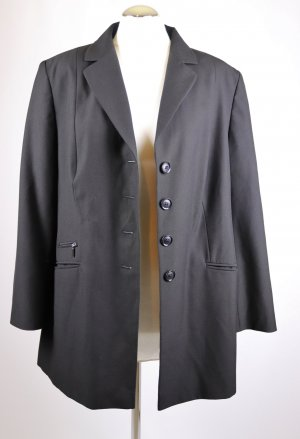 Oversize Long Blazer Jacke Belle Surprise Größe 46 Schwarz Business 90er Gehrock
