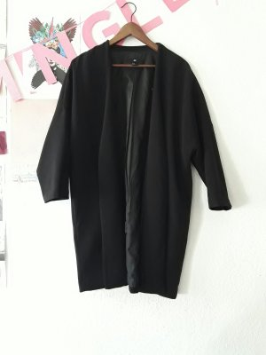 H&M Oversized Jacket black