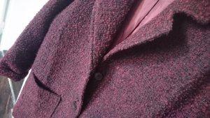 Oversize Mantel burgundy