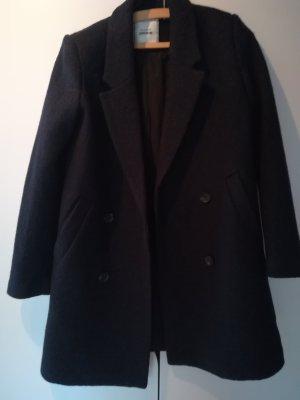 Pimkie Oversized Coat dark blue