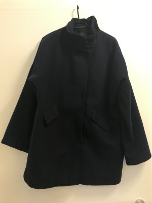 Oversize-Mantel dunkelblau Promod 42