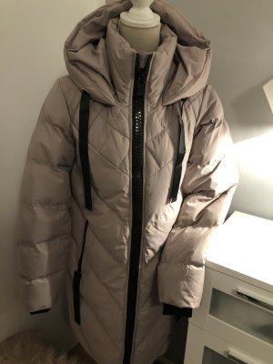 Amisu Manteau en duvet mauve
