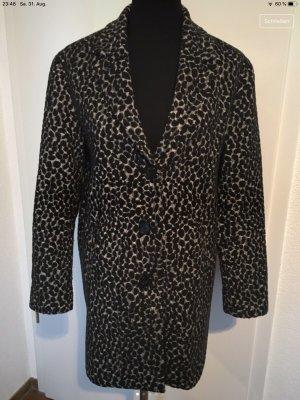 Esprit Oversized Coat black-light grey