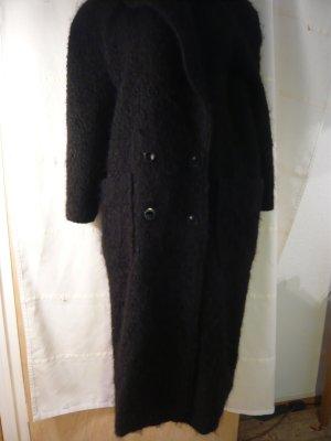 Oversize Mantel mit Schalkragen,Boucle