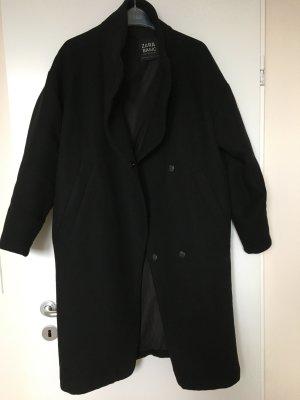 Oversize-Mantel von Zara
