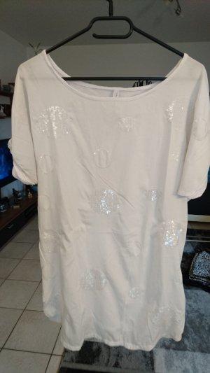 Oversize Pailletten Shirt von Only