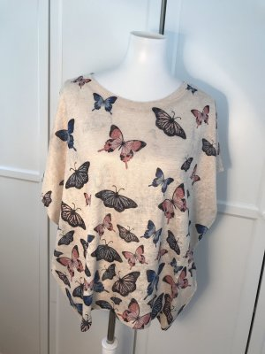 Apricot Top extra-large multicolore