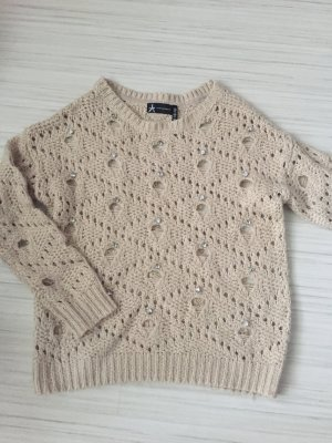 Atmosphere Oversized Sweater cream