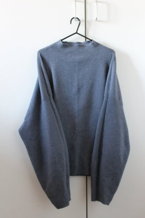 H&M Conscious Collection Pull oversize gris ardoise