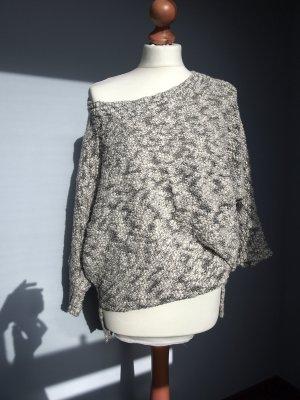 Michael Stars Oversized Sweater multicolored cotton