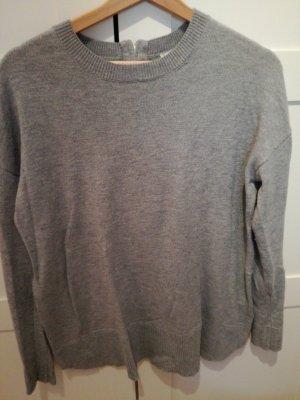 H&M Oversized Sweater grey