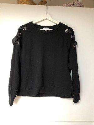 Amisu Oversized Sweater black