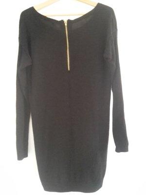 Oversize Pullover Esprit schwarz gold