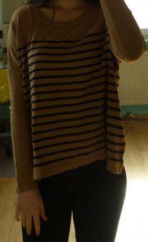 Oversize pullover h&m braun