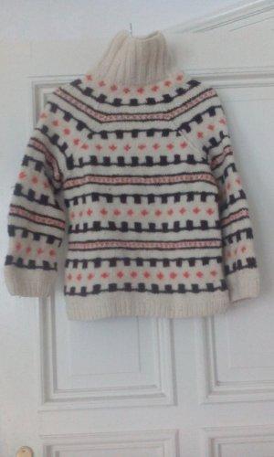 Oversize Pullover Hygge Style, norwegian true vintage
