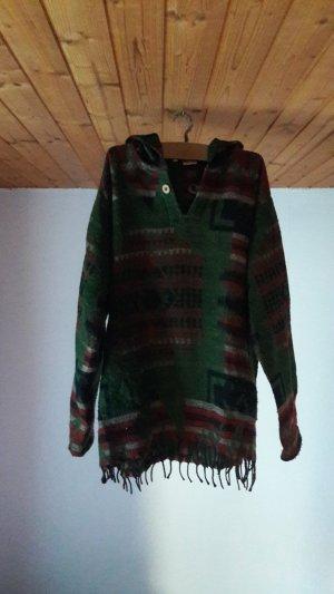 Oversized Sweater multicolored cotton