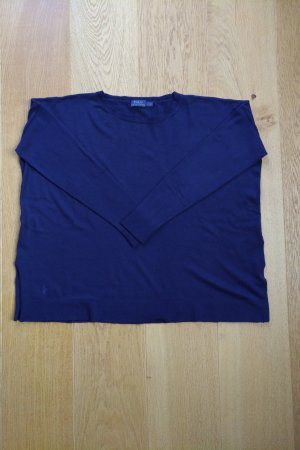 Oversize-Pullover POLO RALPH LAUREN blau Gr. S