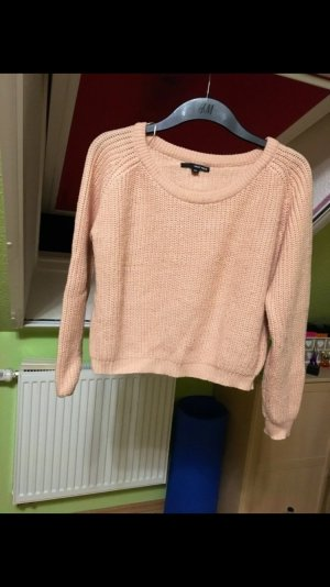 Oversize Pullover puder