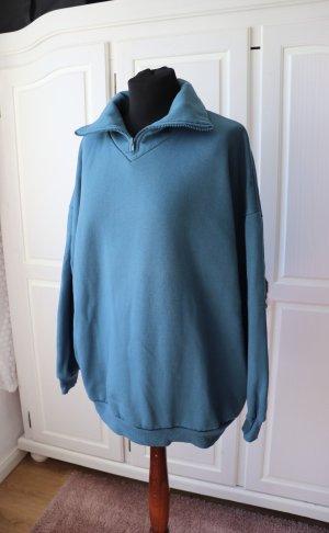 Oversize Pullover Sweater Sweatshirt von Zara Größe M