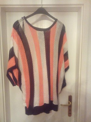 oversize pullover transparent