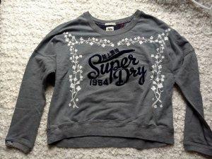 Oversize Pullover von Superdry Größe S