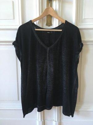 Oversize Shirt Acid Wash