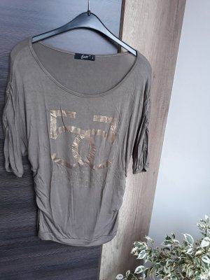 Oversize Shirt /Fledermaus Ärmel Forever 21