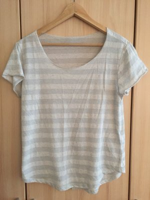 Jacqueline de Yong Oversized Shirt oatmeal-light grey