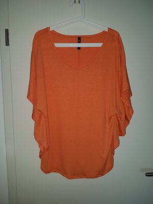 Oversize Shirt in Orange