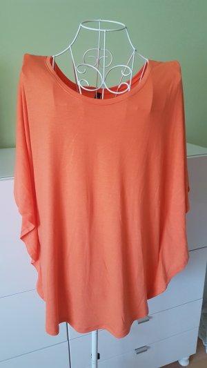 Oversize Shirt in Orange