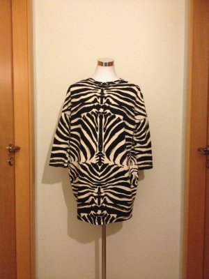 oversize Shirt mit Animal Print, 36-42