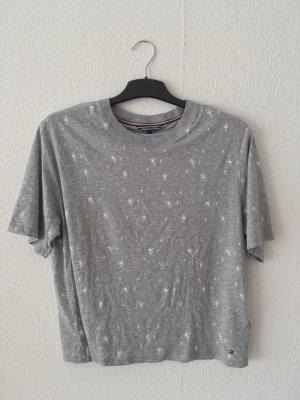 Oversize Shirt mit Sternen