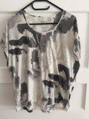 Oversize-Shirt mit Strickprint von Lala Berlin