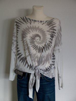 OVERSIZE Shirt / Tunkie zum binden Batiklook passt 36/38