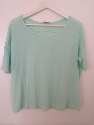 Oversize Shirt von Iheart im zarten Mint