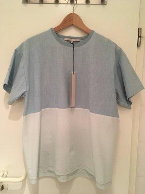 Victoria Beckham Oversized shirt veelkleurig Katoen