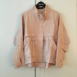Zara Woman Oversized Jacket pink
