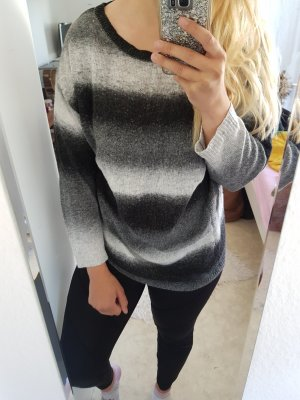 oversize strick pullover