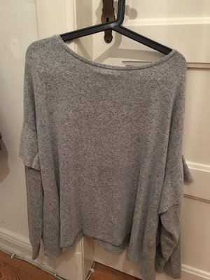 H&M L.O.G.G. Jersey holgados gris claro